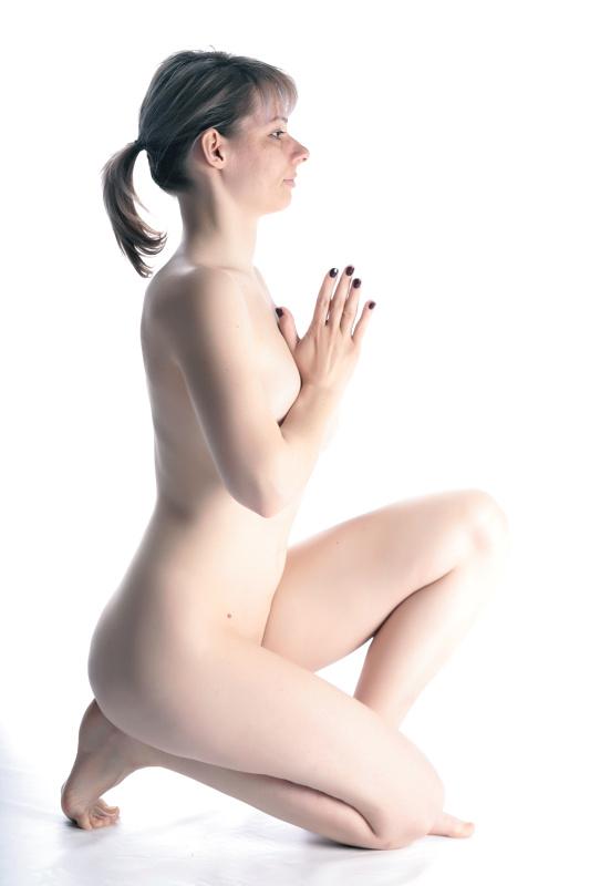 nahá joga sex praha